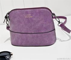 Hot Sale Women Handbag Vintage Bag Shoulder Bags Shell Bag Nubuck Leather Small Crossbody Bags for Women Messenger Handbags