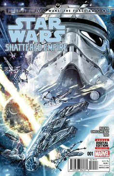 Marvel da pistas de la trama entre los episodios VI y VII de Star Wars