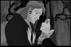 Diario da Rockeira Timida: Princesas Disney em Punk,Rock e Metal