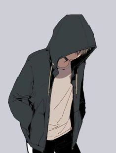 "【Original】 ""Assembled / Illustration by ""Asa"" [pixiv] Manga Boy, Wie Zeichnet Man Manga, Bakugou Manga, Cool Anime Guys, Hot Anime Boy, Anime Boys, Dark Anime, Anime Boy Zeichnung, Image Manga"
