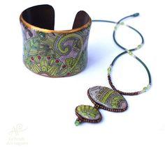 Bracelet and neclace - Le bruit des vagues |