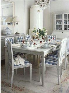 Gustavian Dinnerroom