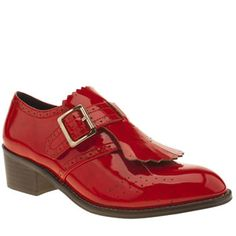 1960s inspired monk strap shoes