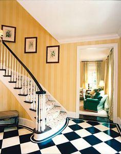Hallway Tiles On Pinterest Tiled Hallway Tile And