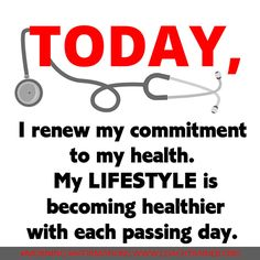 health affirmations, #wellnesswednesdays