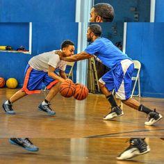 Working w/ Coach @e_dot_brantley  #gabe3x #youngestdoinit