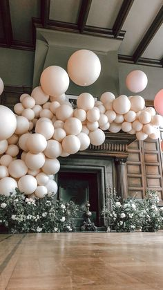 Wedding Balloons, Balloon Garland, Baby Pictures, Chandelier, Ceiling Lights, Home Decor, Candelabra, Decoration Home, Room Decor
