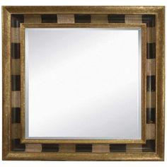 Specchiera cornice in legno sagomata