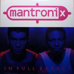 Mantronix - In Full Effect