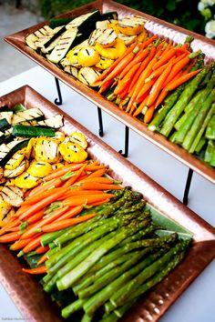 Summer Grilled Vegetables