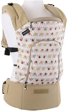 Pognae Baby Carrier - Elephant.  Ok. This is Adorable!