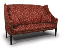 Homespun Collection by Lancer Furniture - love the fabric, the style not so much