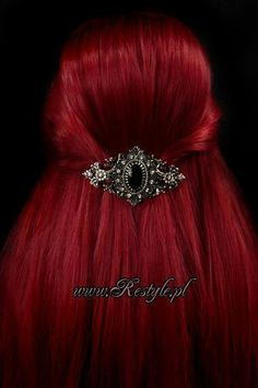 Wow red hair