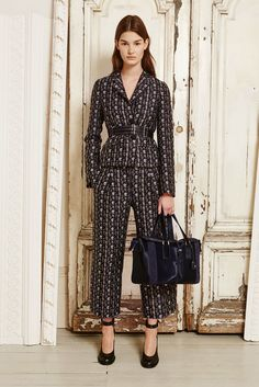 Mulberry - Very beautiful, simple and classy. I like fashion that provides that. thestyleweaver.com Fall 2015 Ready-to-Wear
