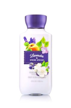 Bath and Body Works Lavender Spring Apricot Body Lotion 8 Ounce Full Size Bath N Body Works, Bath And Body, Perfume, Body Cleanser, Body Mist, Body Lotions, Body Spray, Luxury Beauty, Smell Good