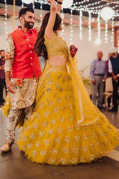 Photo from Vishantay & Nikhil Wedding Indian Wedding Gowns, Indian Wedding Fashion, Indian Bridal Outfits, Indian Gowns Dresses, Pakistani Bridal Dresses, Pakistani Bridal Hairstyles, Wedding Lehnga, Punjabi Wedding, Indian Weddings
