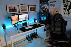 Updated the setup a little bit :)