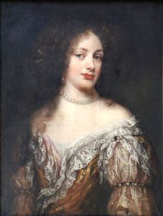 Portrait of a noblewoman, 17th century, attributed to Pierre Mignard (1612-1695) (Royal Museum Belgium)