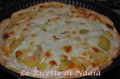 Le Ricette Di Nadia: Pizza con Patate e 'Nduja Nduja spicy spreadable salami