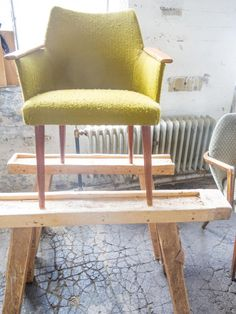 Meet the Trader: Amy of Florrie and Bill Mid Century Chair, Mid Century Furniture, Retro Furniture, Antique Furniture, Dining Room Chairs, Outdoor Chairs, Amy, Armchair, Meet