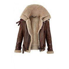 Italian Shearling Coats - Coat Nj