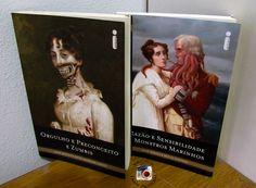 Monstros, zumbis e outras inspirações na Biblioteca Jane Austen