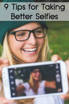 9 Tips for Taking Better Selfies ~ http://facthacker.com/9-essential-tips-for-taking-better-selfies/