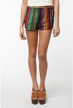 Staring at Stars Cheeky Runner Short.    Perfect for brunch.