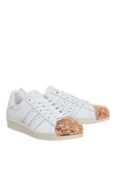 save off a37ad 66811   Superstar 80 S Trainers by Adidas   Topshop