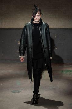 Alexander McQueen MEN   Londres   Inverno 2014 RTW