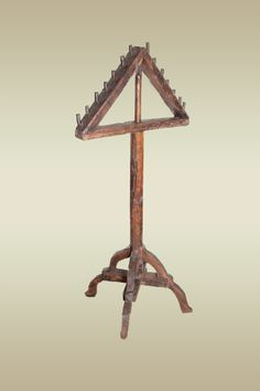 Rare 15th century candle stand, circa 1450. Marhamchurch antiques