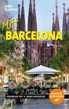 """Reseguiden """"Mitt Barcelona"""" av Anni Ellborg Mittens, Barcelona, Comic Books, Cover, Tips, Fingerless Mitts, Fingerless Mittens, Barcelona Spain, Cartoons"""