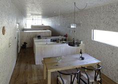 Minimalist Modern Day Home Inspired By The Surroundings – Takuya Tsuchida - http://www.creativeideasblog.com/decor-ideas/minimalist-modern-day-home-inspired-by-the-surroundings-takuya-tsuchida.html