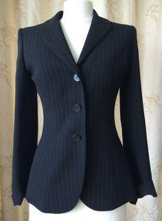 Manteau court tweed