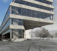 Dreispitz Areal - Basel  im Auftrag von Christ & Gantenbein