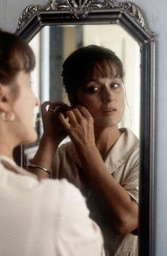 Meryl streep in 'The Bridges of Madison County'