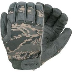 Nexstar III Medium Weight All Duty Military Gloves - ABU Camo, X-Large-162553 at The Home Depot