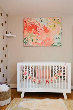 Project Nursery - View More: http://ampersandphoto.pass.us/baby-reif-nursery
