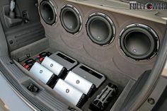 sema jl audio Ford Edge