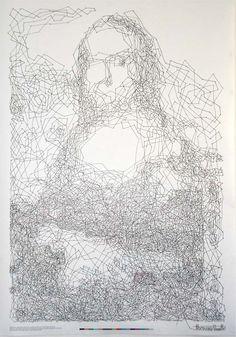 6,239 dot to do drawing - Thomas Pavitte