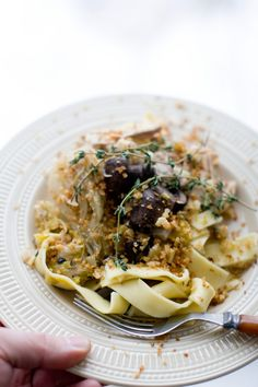 Braised Leeks with Lemon and Parsley | Cooking Inspiration and Meal ...