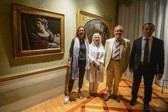 A Perugia arrivata la «Sibilla» del Guercino, quadro che si aggiunge agli altri della mostra «Da Giotto a Morandi» curata da Vittorio Sgarbi.