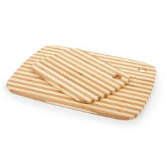 Pin Stripe Cutting Board 2 Pack, $15, now featured on Fab.