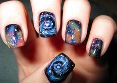 Unhas das galáxias