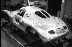 "doyoulikevintage: ""1953 Porsche 550 Carrera Panamerica Racer """