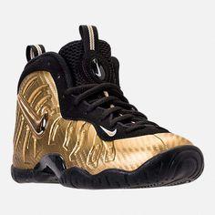 6a2eaa69f3d Nike Boys  Grade School Little Posite Pro Basketball Shoes  probasketball  Houston Basketball