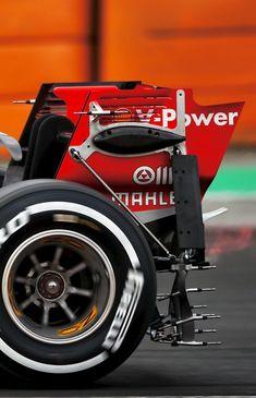  : Kimi driving the Ferrari at Barcelona this morning  F1 Racing, Drag Racing, Racing Team, Lamborghini, Ferrari F1, Grand Prix, Gp F1, Formula 1 Car, Motosport