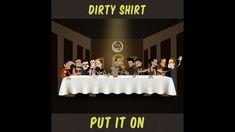DIRTY SHIRT - Put It On (New Official Lyric Video, 2019) Music Songs, Music Videos, Sound Studio, Birmingham Uk, Double Bass, Clarinet, Recording Studio, Live Music, Lyrics