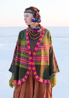 """Elmina"" cardigan in cotton & wool – Elmina & Ella – GUDRUN SJÖDÉN – Webshop, mail order and boutiques 