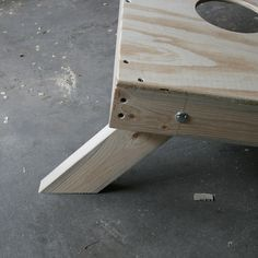 How to Build a corn hole board